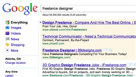 google design jobs use your blog to get design jobs webdesigner depot