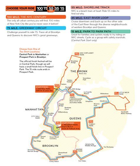nyc bike map nyc century bike tour 2014 sunday september 7th nyc bike maps