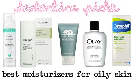 Best Moisturizers Cream for Oily Skin ? Dealectica