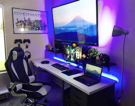 pc gaming setups 50 amazing pc gaming setups that will make you jealous 2017