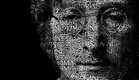 Tipografi Lennon typography photoshop tutorial and on