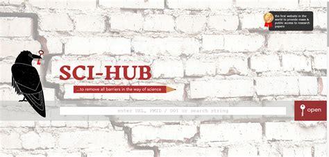 Sci Hub | meet the robin hood of science big think