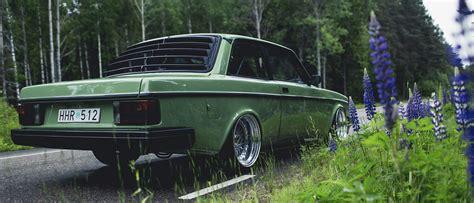 volvo  custom  patrick lindgren  daewoo cars