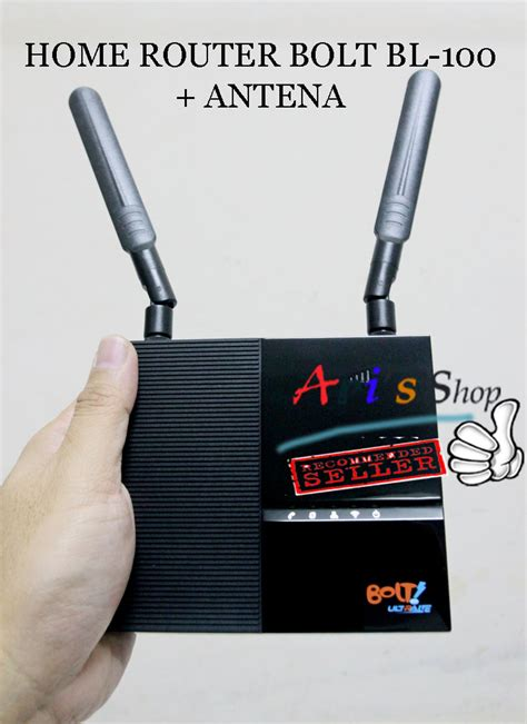 jual home router bolt 4g helios bl 100 antena indoor m8
