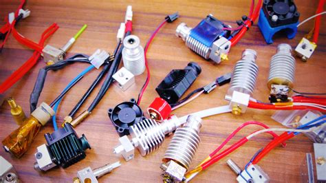 Itopie Printed Parts build your own 3d printer which hotend to tom s 3d printing guides and reviews