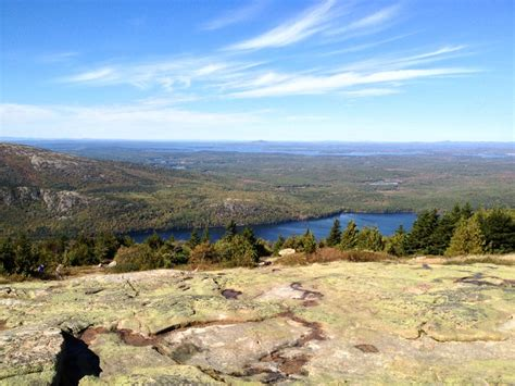 Cadillac Mountain Bar Harbor Maine Cadillac Mountain Bar Harbor Maine Maine
