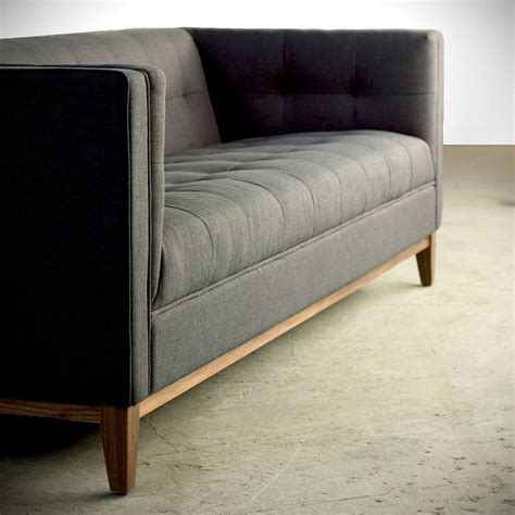 gus atwood sofa gus modern atwood sofa grid furnishings