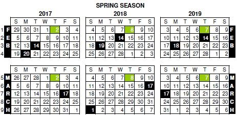 Different Calendars Implementing Different Calendars In Reporting