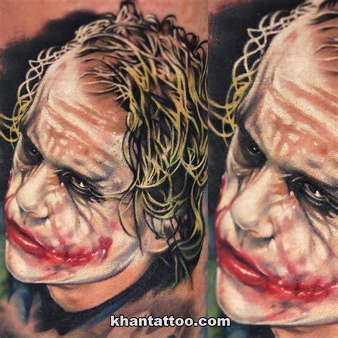khan tattoo joker khan tattoo tattoo find the best tattoo artists anywhere