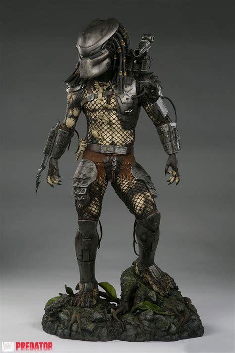 Predator Statue predator jungle 27 5 maquette statue predator jungle 27 5 maquette