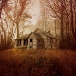 Creepy Cabin In The Woods by Haunted Cabin