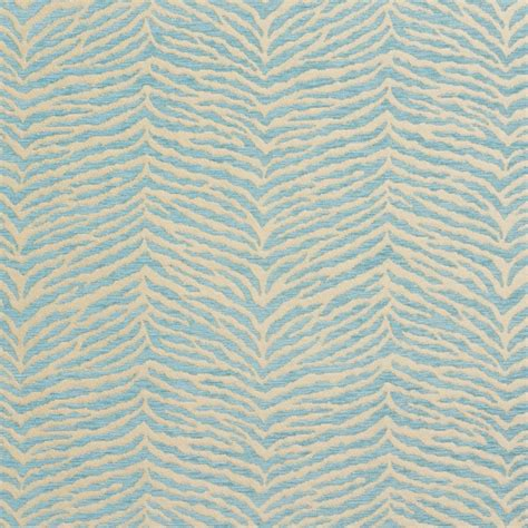 tiger upholstery c220870 04 aqua chenille tiger upholstery fabric