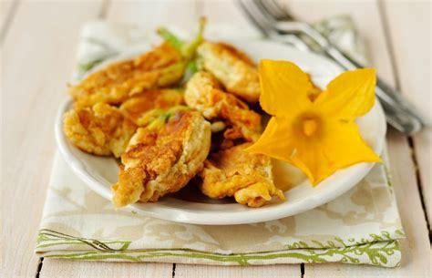 ricetta dei fiori di zucca in pastella ricetta fiori di zucca in pastella vegan non sprecare