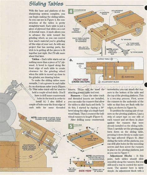 bench rest plans bench grinder tool rest plans woodarchivist