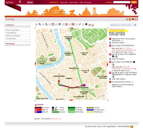www muoversiaroma it mobile transport in rome part 2 browsingrome