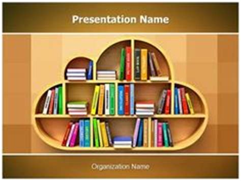library powerpoint template 1000 images about powerpoint on templates
