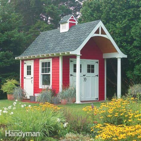 diy garden sheds   plans  instructions