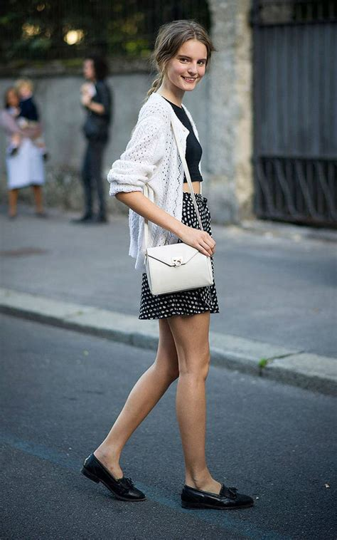 how to wear loafers womens 8 stylish flat wears you must try