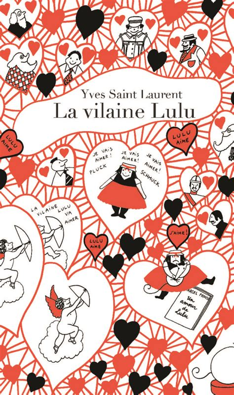 ysl biography book nasty lulu yves saint laurent s little known creation