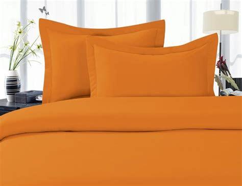 orange bed sheets orange bedding sets ease bedding with style