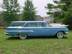 1960 chevrolet kingswood station wagon parts autos post