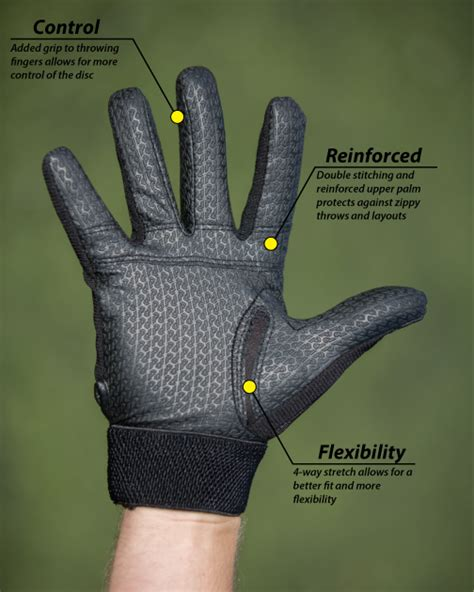 layout gloves ultimate friction 3 ultimate frisbee gloves