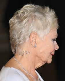 judi dench hairstyle front and back of judy dench showt nieuwe 007 tattoo vrouwen nl