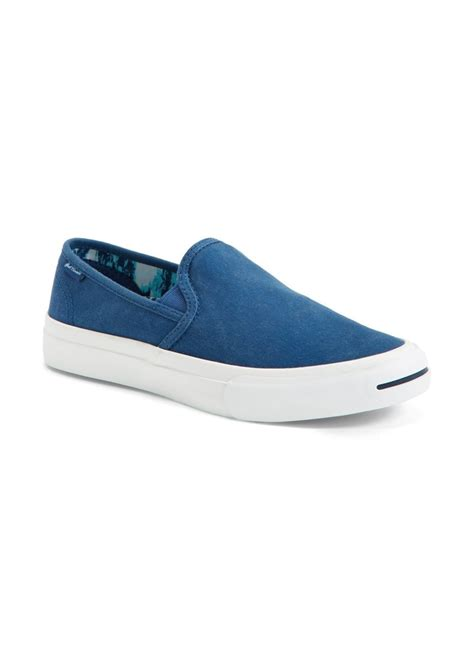 purcell slip on sneaker converse converse purcell washed slip on sneaker