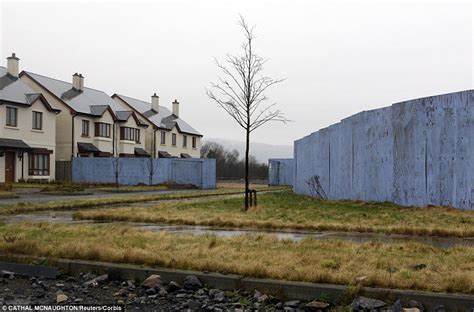 too few houses being built in northern ireland fmb claim exorcising ireland s last ghost estates demolition begins