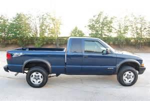 2002 chevrolet s10 zr2 truck 4x4 1 owner