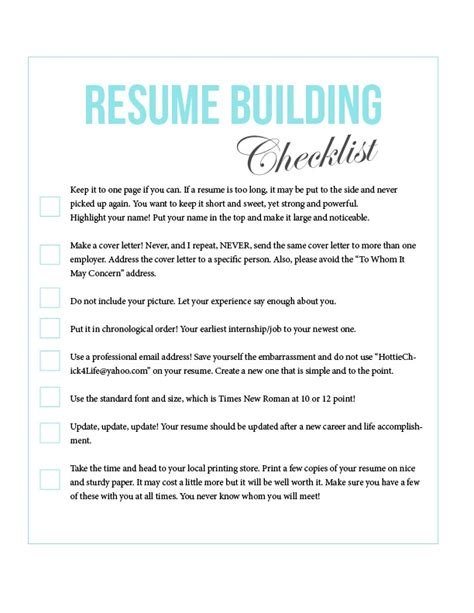 Resume Builder Tips 17 Best Images About Tips On And Entry Level