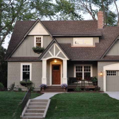 exterior house paint colors popsugar home