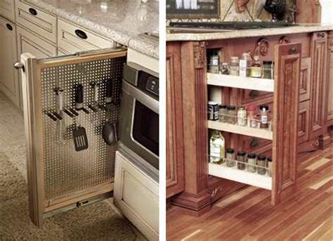 Kitchen Blind Corner Cabinet Organizer Quick Question Cabinet Pull On Narrow Pull Out Spice Rack