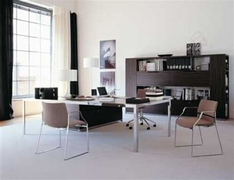 contemporary home office furniture office plans by design simple but modern designs