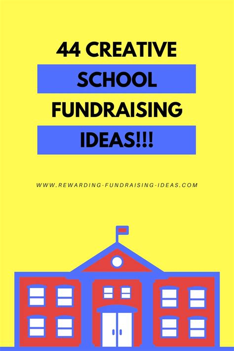 Creative Fundraising Letter Ideas 44 Creative School Fundraising Ideas That You Will