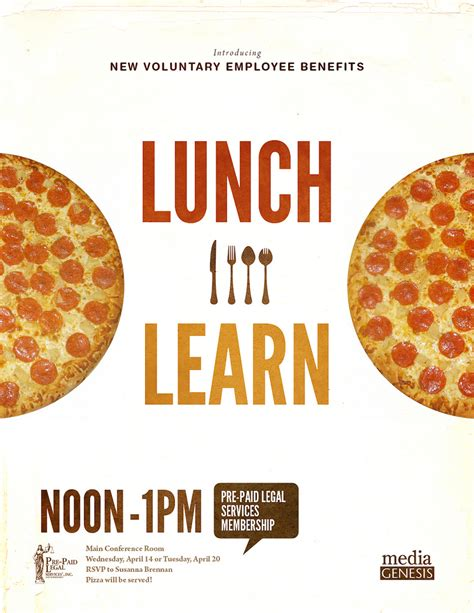 Lunch And Learn Flyer Mediag Flickr Free Luncheon Flyer Template