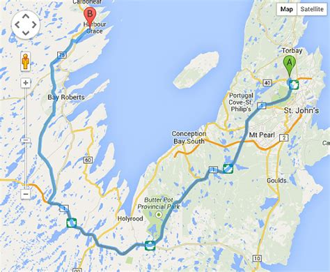 us airports of entry map town of harbour grace 187 how to get here