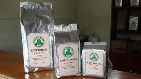 Kopi Arabika Toraja 250 Gram makale pusat kopi toraja yang legendaris mau dijadikan