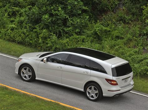 mercedes r350 4matic 2011 mercedes r class r350 4matic wagon features