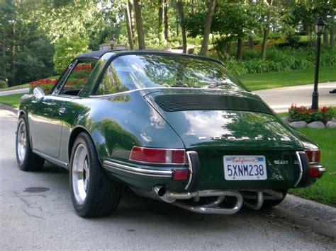 irish green porsche 1969 porsche 912 targa irish green jake raby 2615