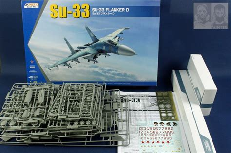 33 A D suchoi su 33 flanker d kinetic k48062 1 48 review