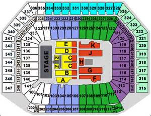 Ford Field Seat Map Bon Jovi Ford Field Tickets July 18 2013 At 7 30 Pm At