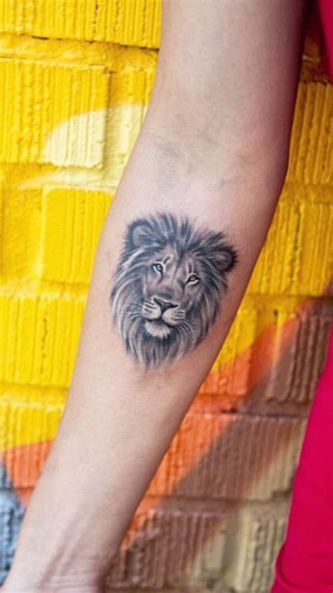 lion small tattoo 25 best ideas about small on