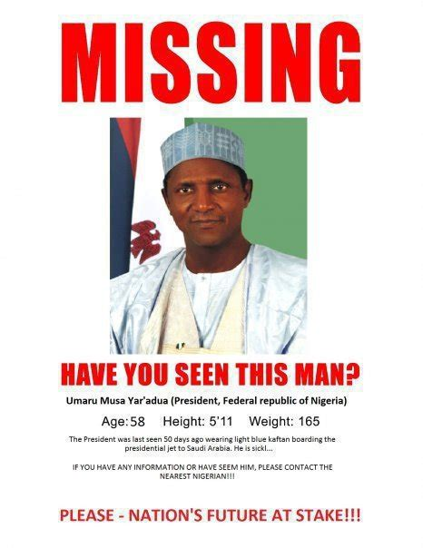 missing president the newafricanpress