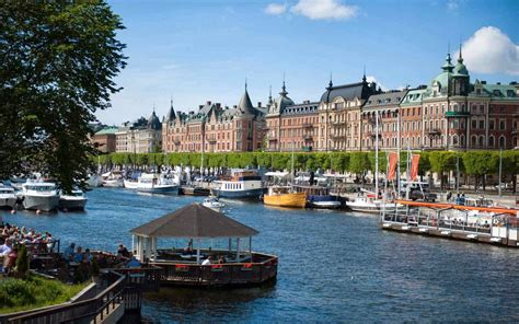 best swedish 5 best tourist places in sweden beautiful traveling places