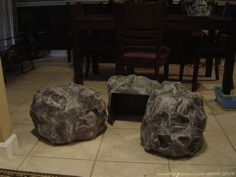 How To Make A Paper Rock - cheap way to make rocks kingdom rock vbs diy projects
