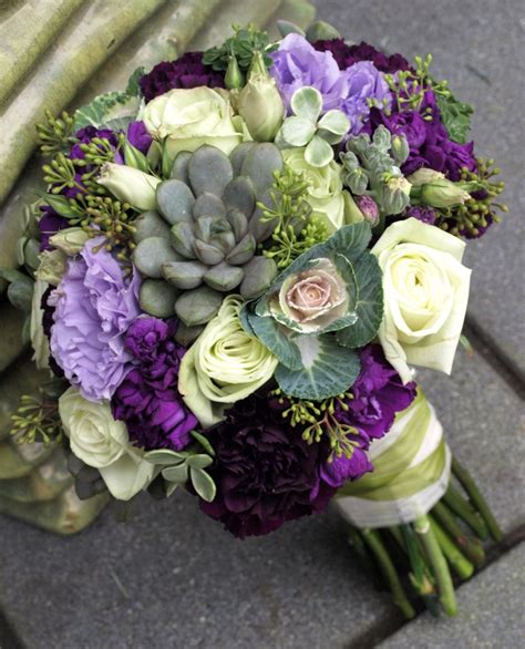 Wedding Bouquet With Succulents by Succulent Wedding Bouquet Wedding 2013