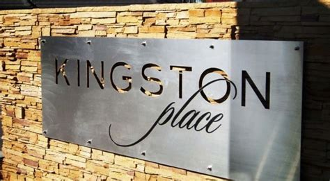 outdoor metal signs uk 25 best ideas about custom metal signs on