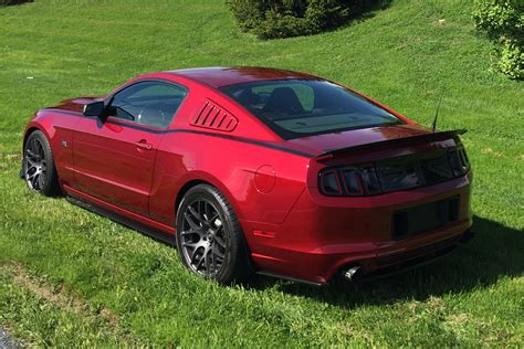 2014 roush mustang price 2014 ford mustang roush stage 3 rtr fastback 207892