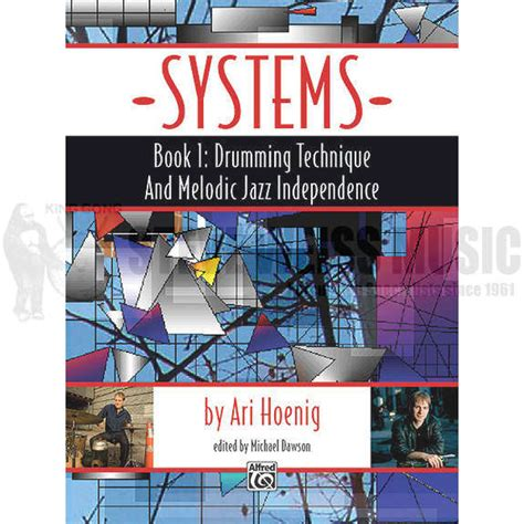 melodic stick books hoenig systems book 1 drumming technique and melodic jazz
